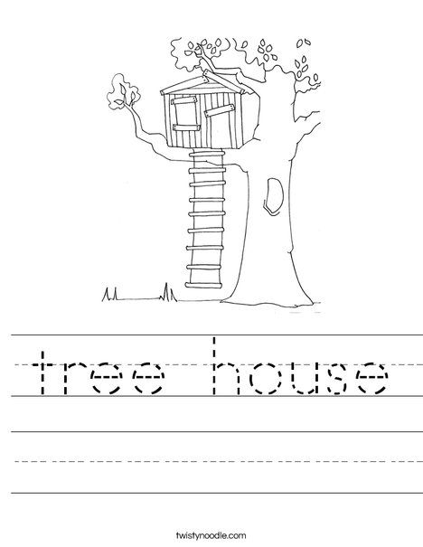house worksheets | the house worksheet | house lesson | Pinterest ...