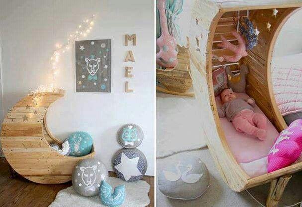Cool idea for a crib