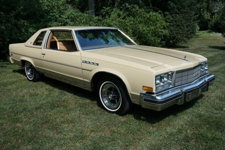 1979 Buick Electra 225 Limited Coupe