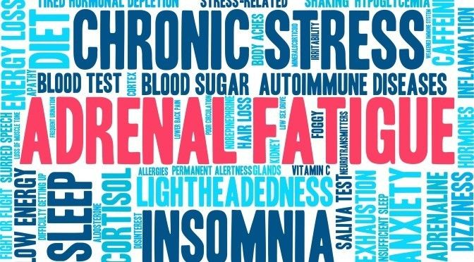 self-test: are you suffering from adrenal fatigue?   healing the