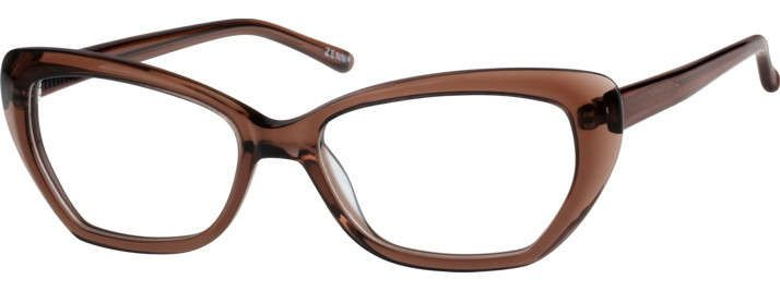 c4ea882d0dd Brown Cat-Eye Eyeglasses  4417915