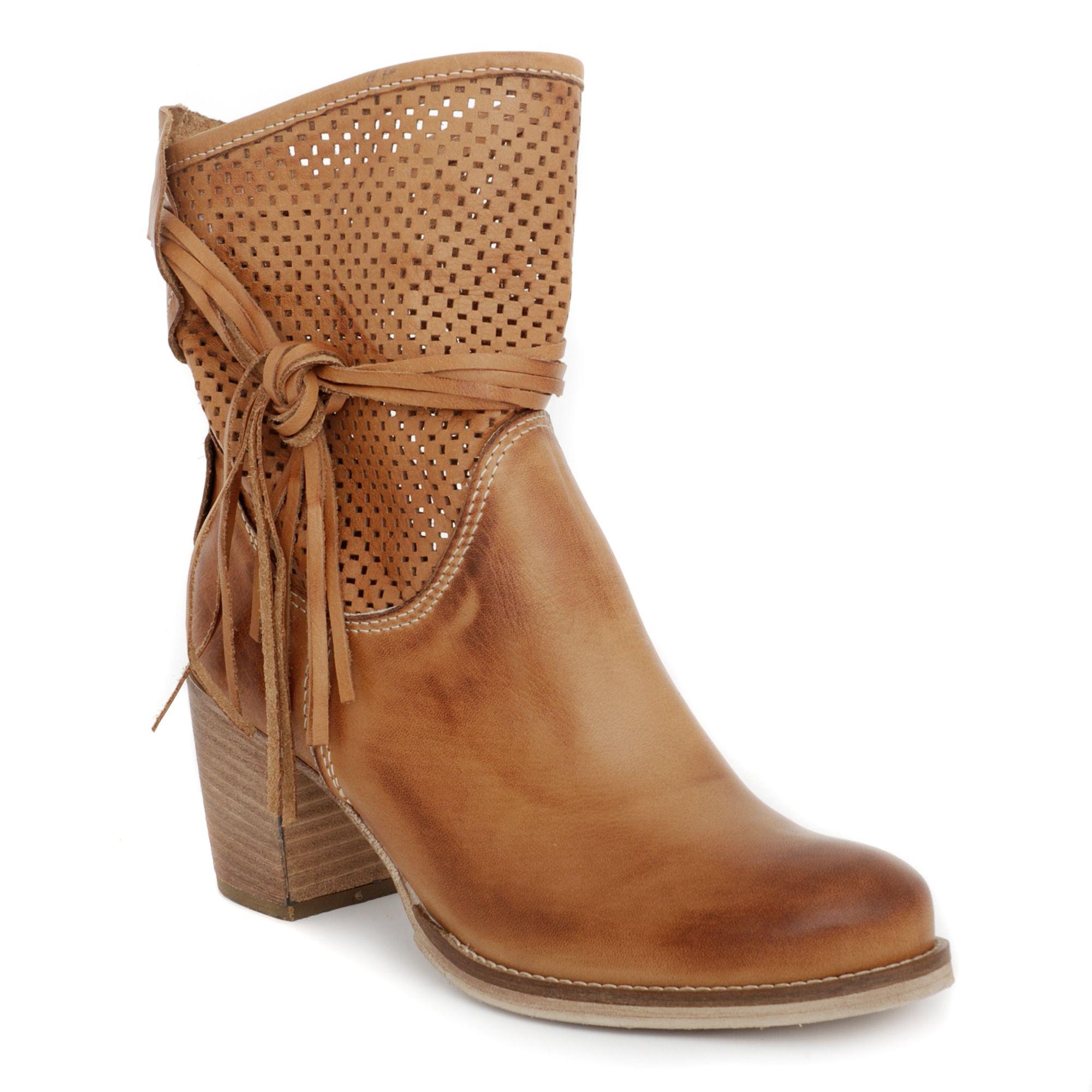 Botki Azurowe 2063 Sav Whis Shoes Boots Wedge Boot