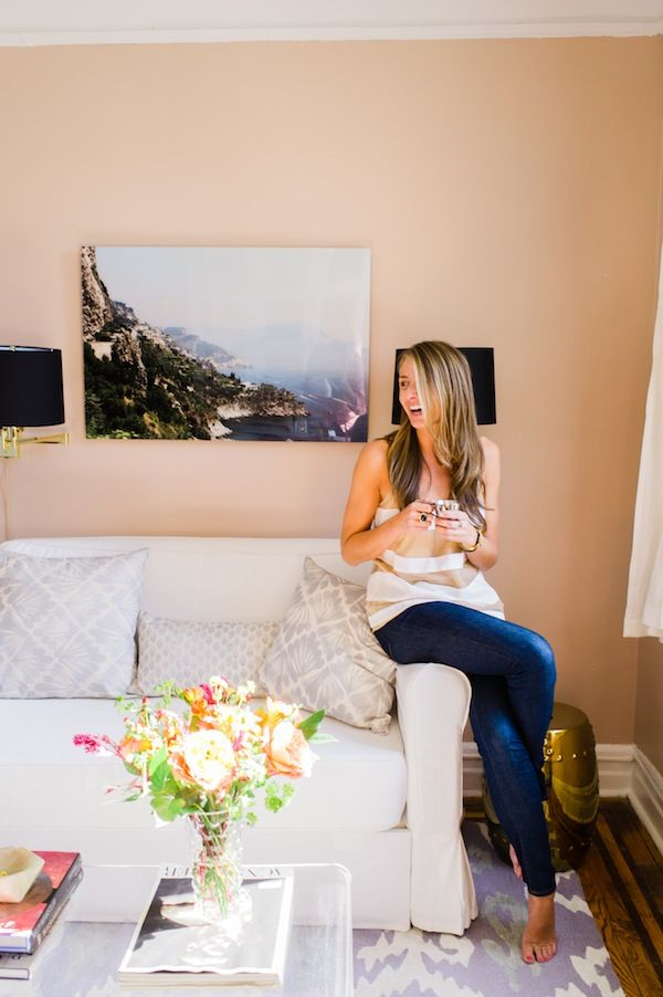 Tiny Bedroom Tour Courtney S Room: Courtney Grace Peterson's Office Tour