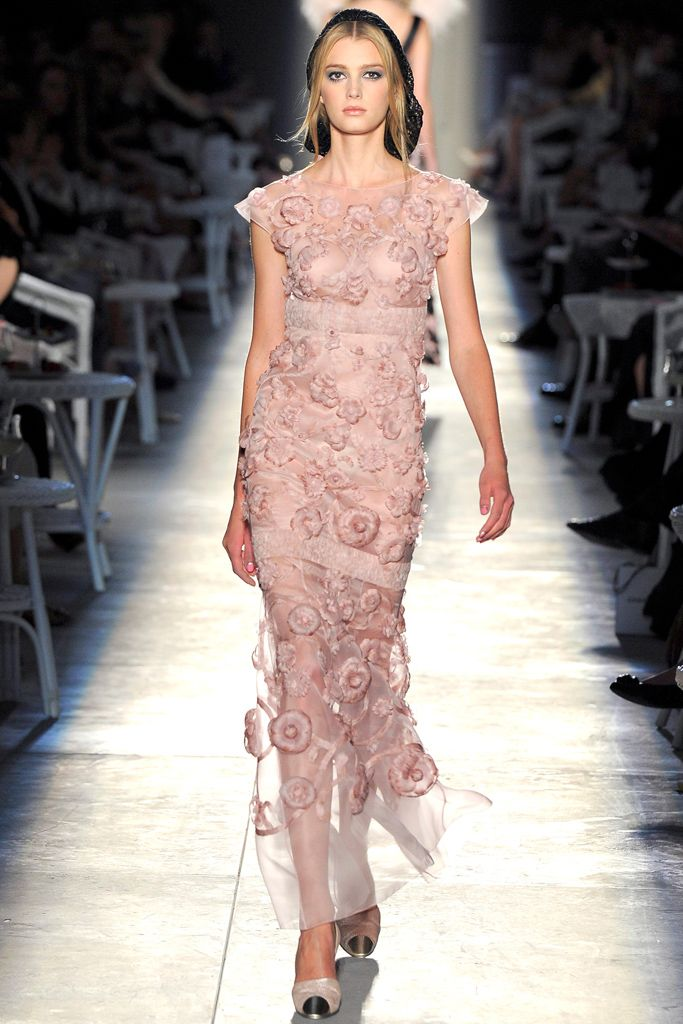 Chanel Fall 2012 Couture - Collection - Gallery - Style.com