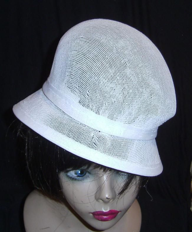 Buckram hat frames, 2piece-crown-brim-combination | Hat | Pinterest ...