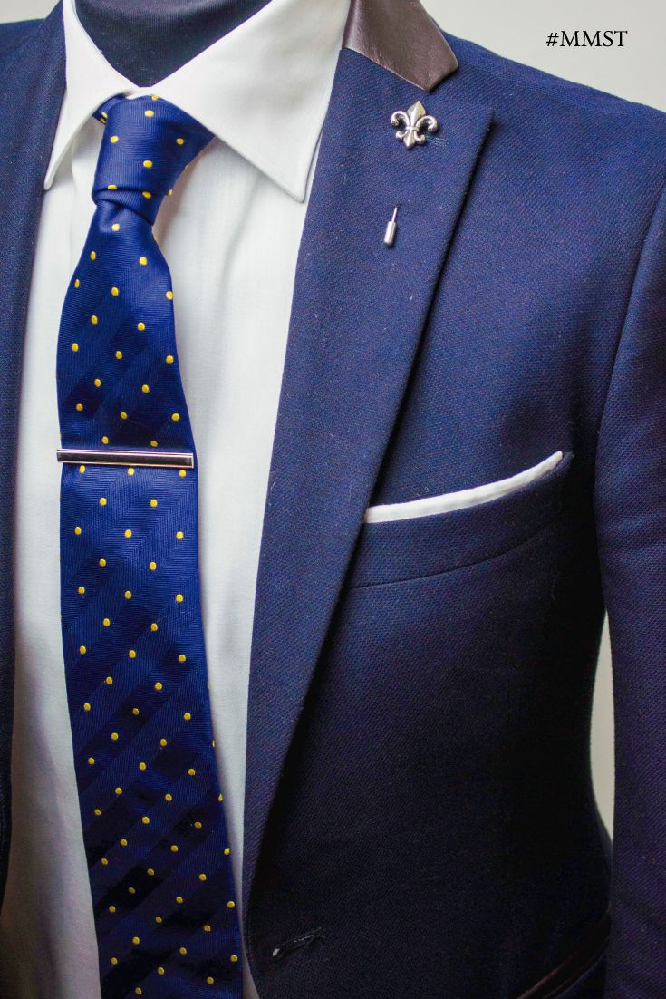 When it comes to wearing a suits, you will quickly find that detail comes in…