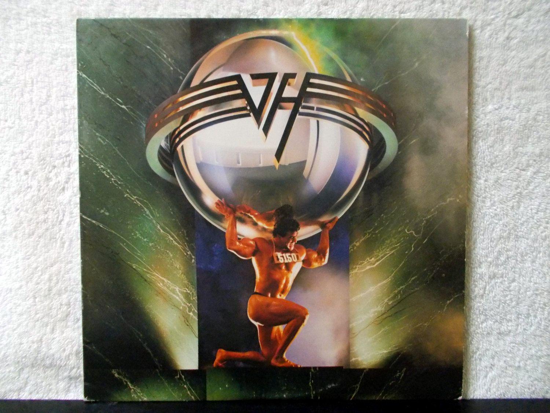 Van Halen 5150 1986 Warner Bros Vintage Vinyl Lp 33 Best Of Both Worlds Why Can 39 T This Be Love Van Halen Van Halen 5150 Rock Album Covers