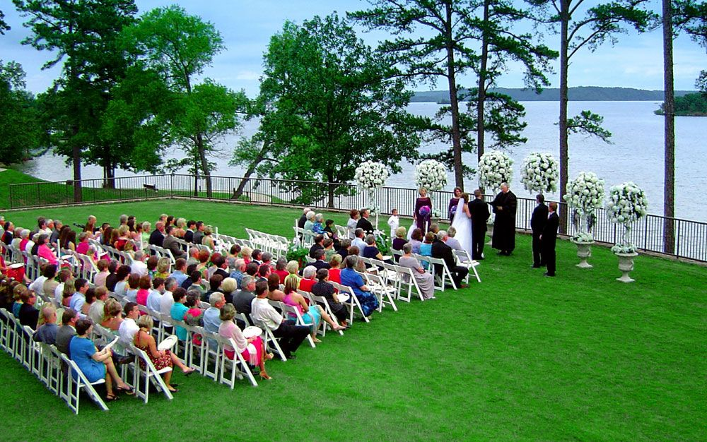 Arkansas State Parks As Wedding Venue Degray Lake Resort Pictured