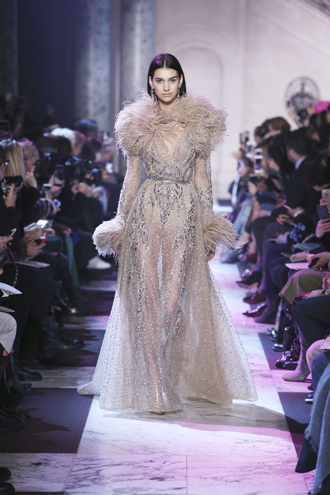 ELIE SAAB Haute Couture Spring Summer Fashion in