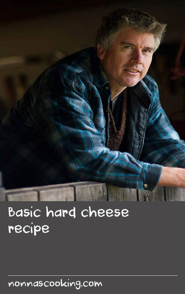 Basic hard cheese recipe | For this recipe you'll need to get culture and rennet from a cheese making supplier (e.g. cheeselinks). They will also give you dosage rates (how many mg/ml per litre), you will also need some basic equipment so have a look for that at the same time.