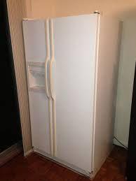 white LG double door fridge - Google Search