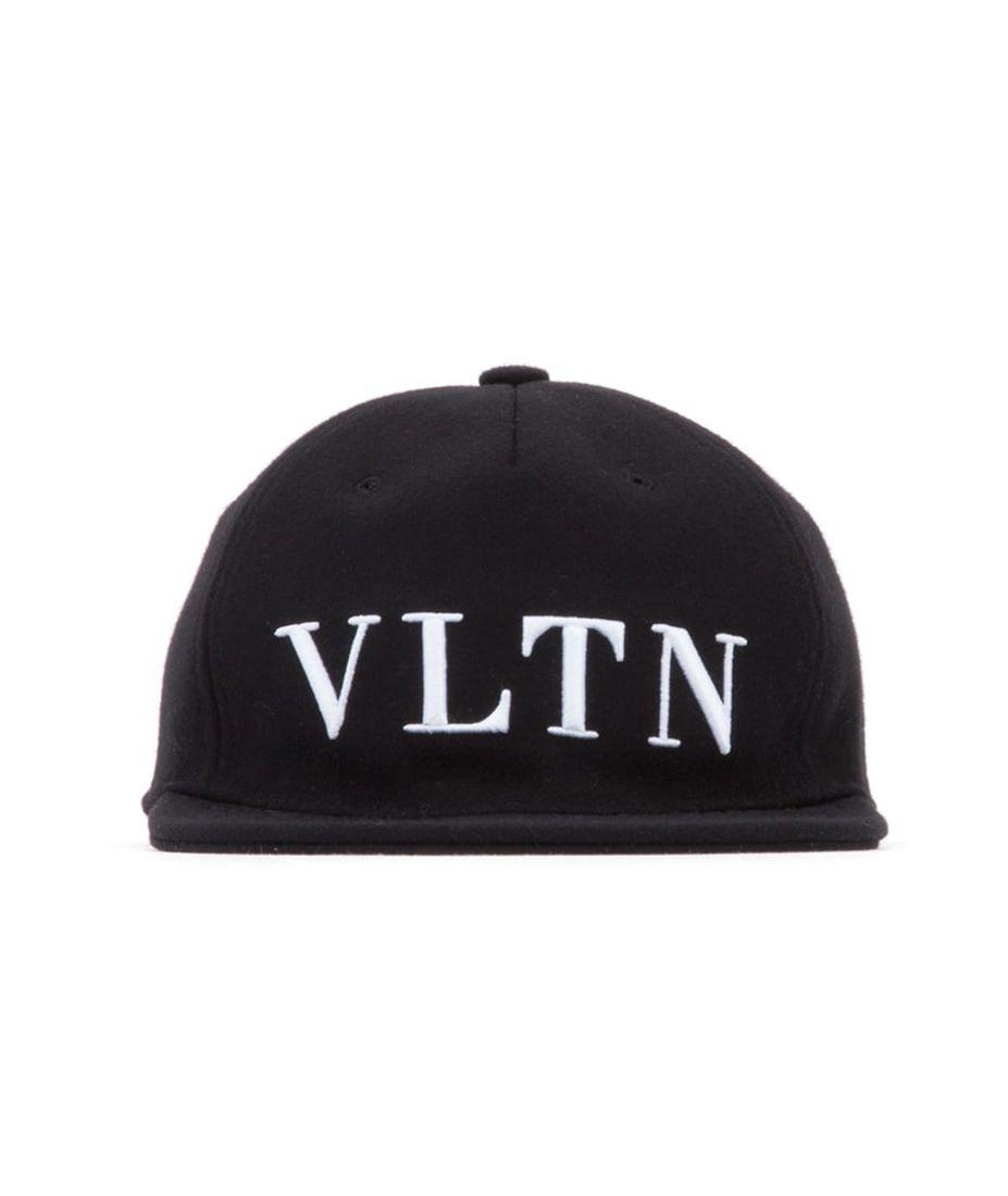 VALENTINO VLTN刺绣棒球帽.  valentino  b7a15f0db14