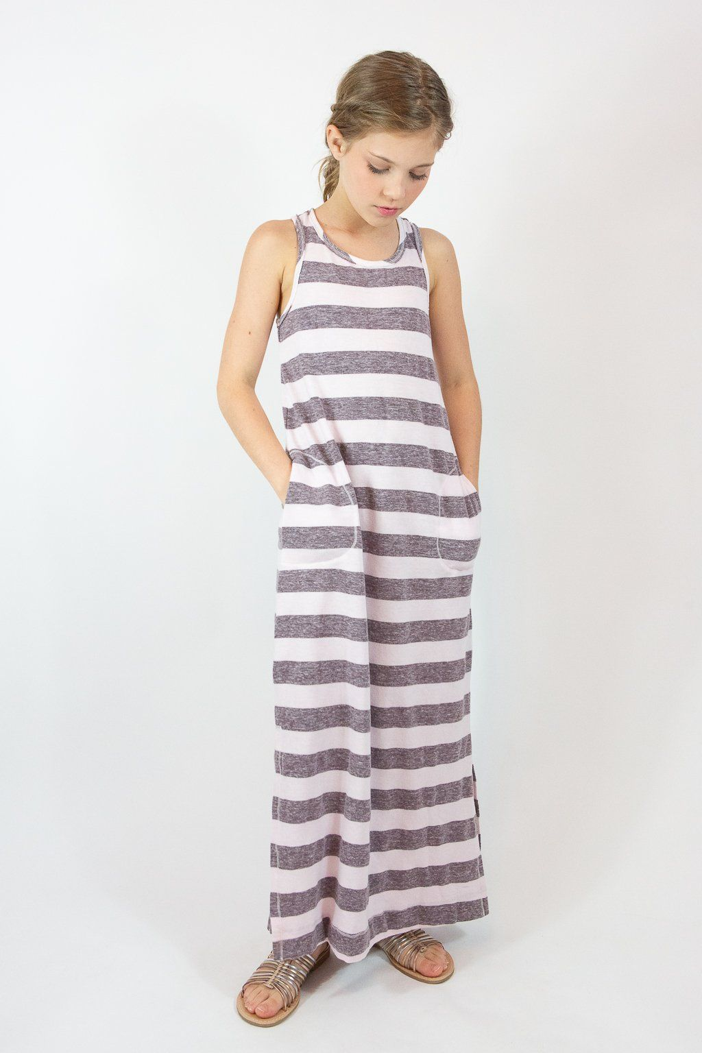 Ragdoll And Rockets Racer Stripe Maxi