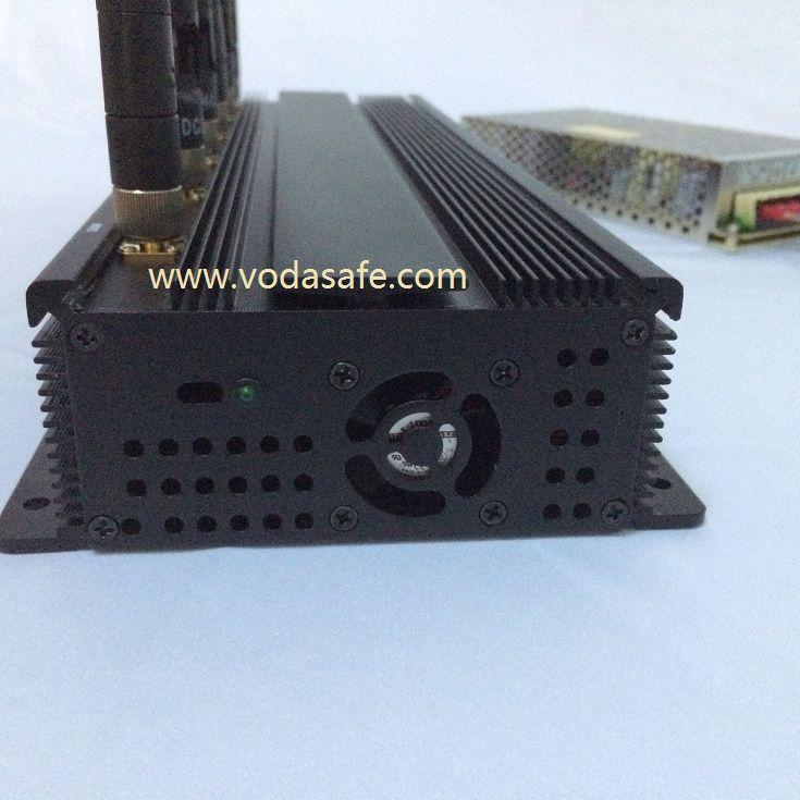 Adjustable Lojack Blocker - 10 Antennas Lojack Blocker