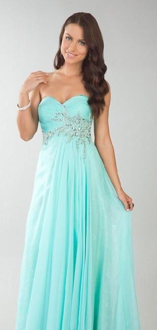 Cute Blue Sleeveless A-Line Natural Evening Dresses Sale lkxdresses16542xfg #longdress #promdress