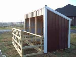 Bottle Calf Barn 6x12 850 Bolivar For Sale In