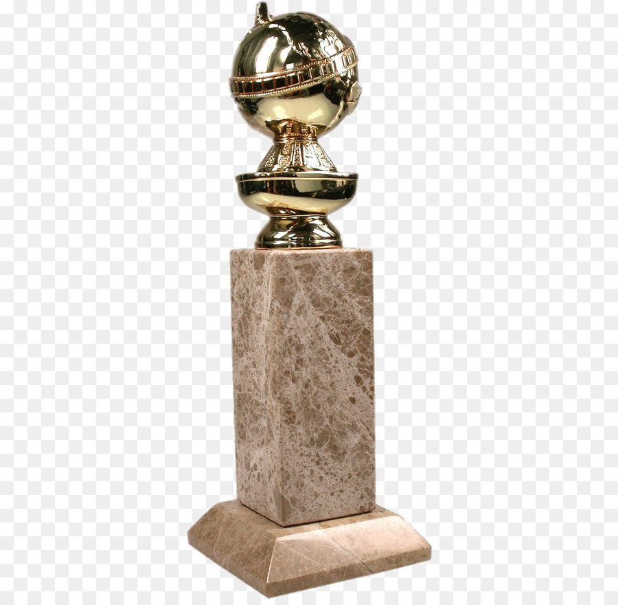 Penghargaan Golden Globe Ikon Komputer Patung Gambar Png Golden Globe Award Patung Globe