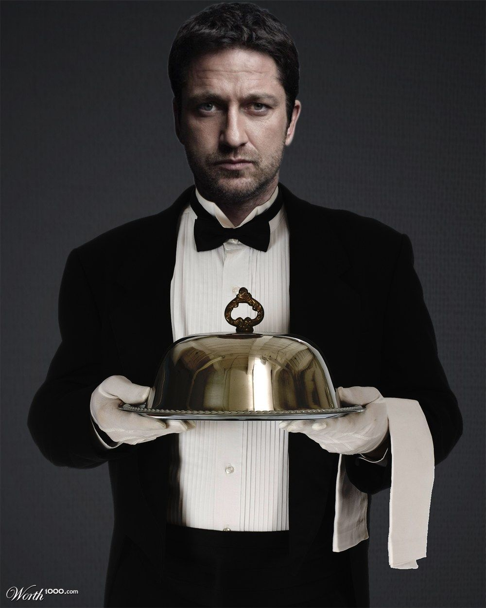 THE Butler - i wish him to serve us breakfast at weekends with his accent!