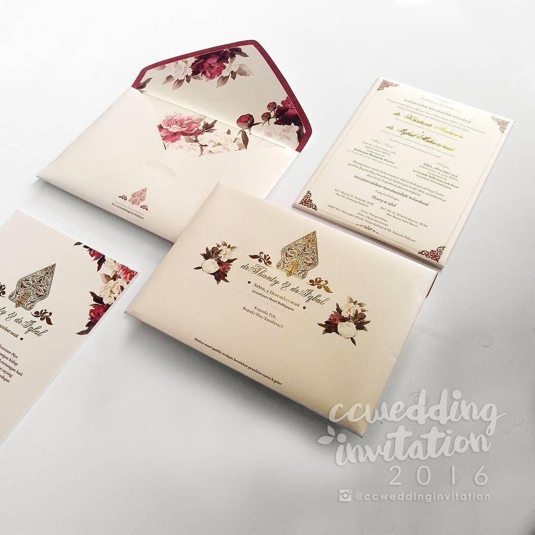 308 Suka 28 Komentar Undangan Pernikahan Wedding Sticker Cutting Custom Desain Ccweddinginvitation Di Instagram Hardcover Singleboard Amplop Bisa Bebas Dicustom Detail
