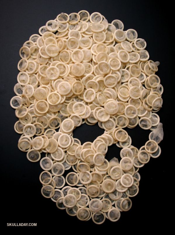 Condom #Art - Cool stuff you can make with condoms!   Health ...