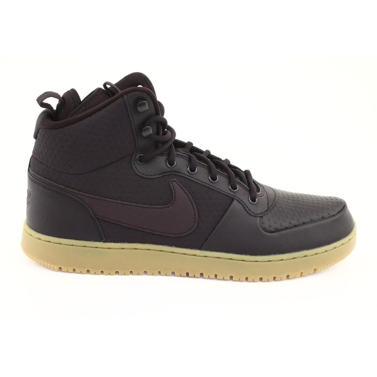 Buty Nike Ebernon Mid Winter M Aq8754 600 Wielokolorowe Nike High Top Sneakers Top Sneakers