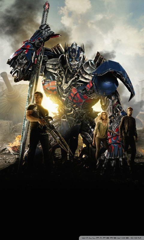 Transformers 4 Online