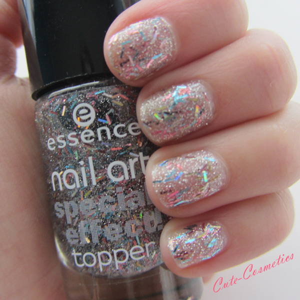 Essence Nail Art Special Effect Topper 15 Glitter On Me Essence