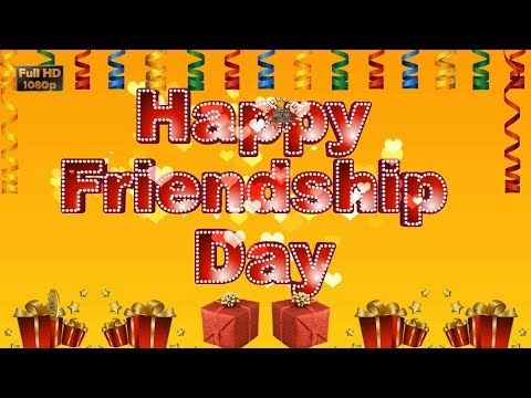 happy friendship day hd video download