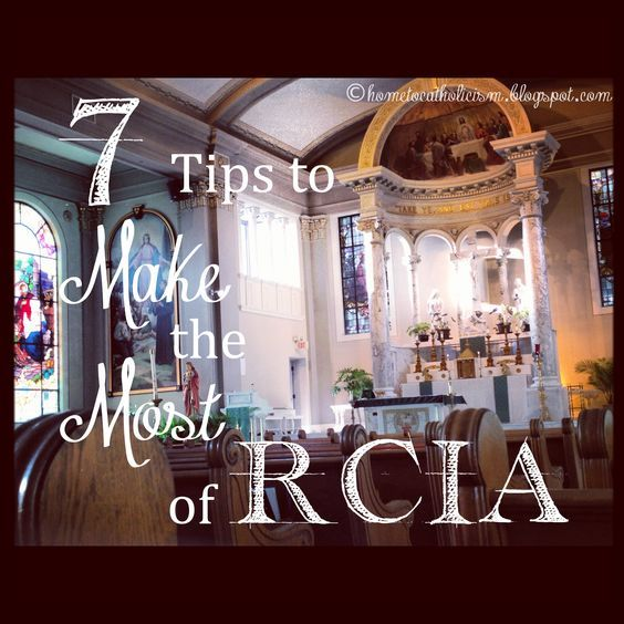 As A New School Year Begins I Am Mindful Of The Fact That Rcia Is