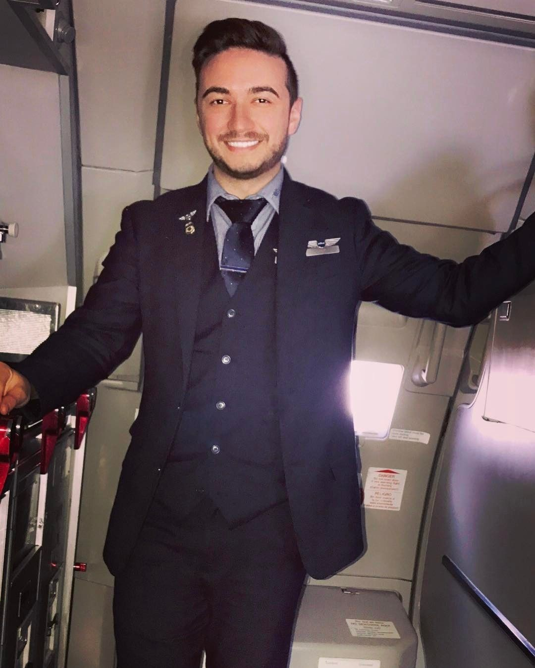 From Codyrhester Welcome Aboard How May I Be Of Service To You Flightattendant Flightcrew Cabincrew Crew Crew Gaybo Flight Crew Cabin Crew Crew Members