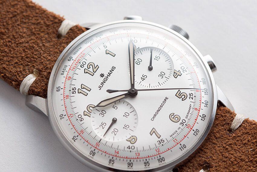 Junghans Meister Telemeter Chronoscope #vintagewatches