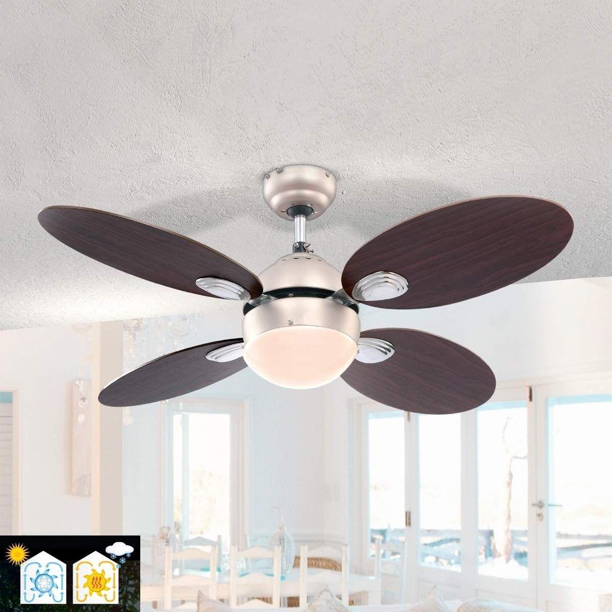 Klimaanlagen & Heizgeräte 6,6 W LED Decken Ventilator Zugschalter
