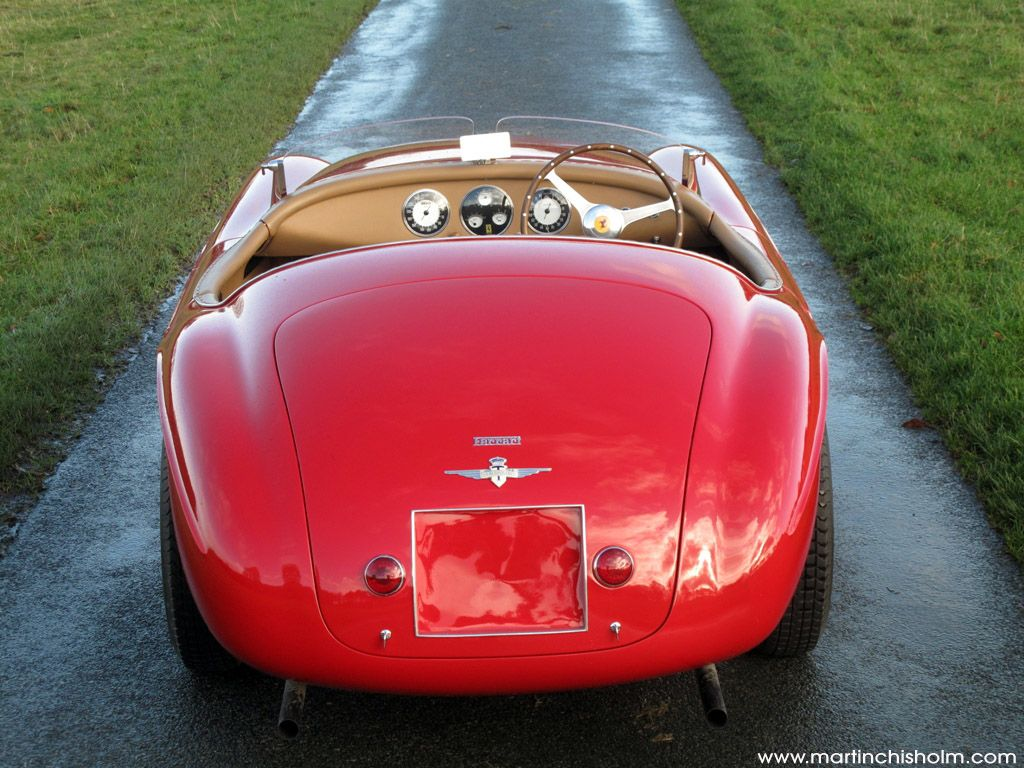 Touring Ferrari 166MM Barchetta #0058M 1950
