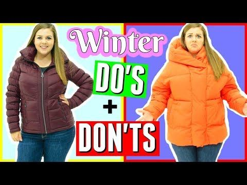 e576d6cb90f Curvy Do s and Don ts for Winter Outfit Ideas! Winter Outfits for Curvy  Girls! Use these curvy girl hacks and style hacks to take trendy outfits  and make ...
