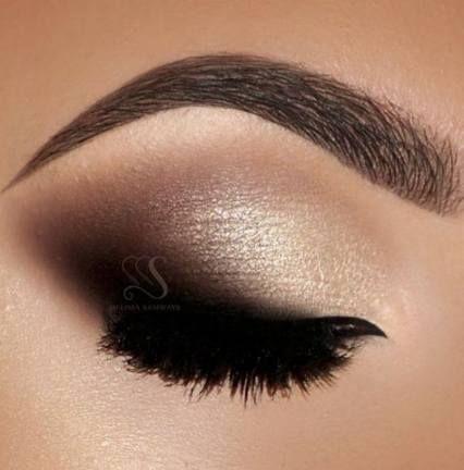 Trendy Wedding Makeup For Brown Eyes Smokey Prom Ideas