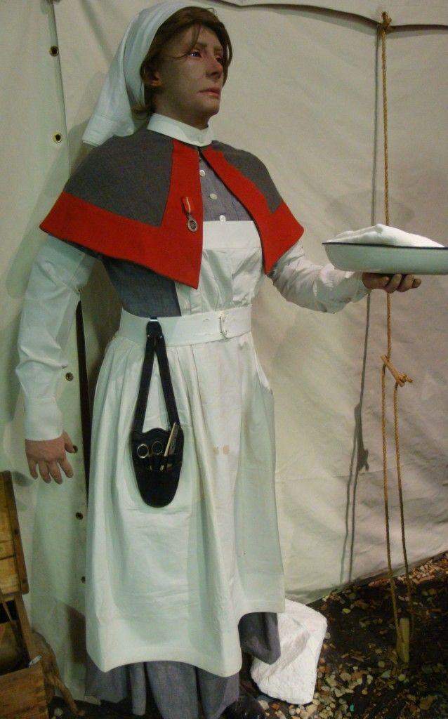 0fa7b7e4424 WW1 Commenwealth nurses uniform – part 4   sands of time   Lpn ...