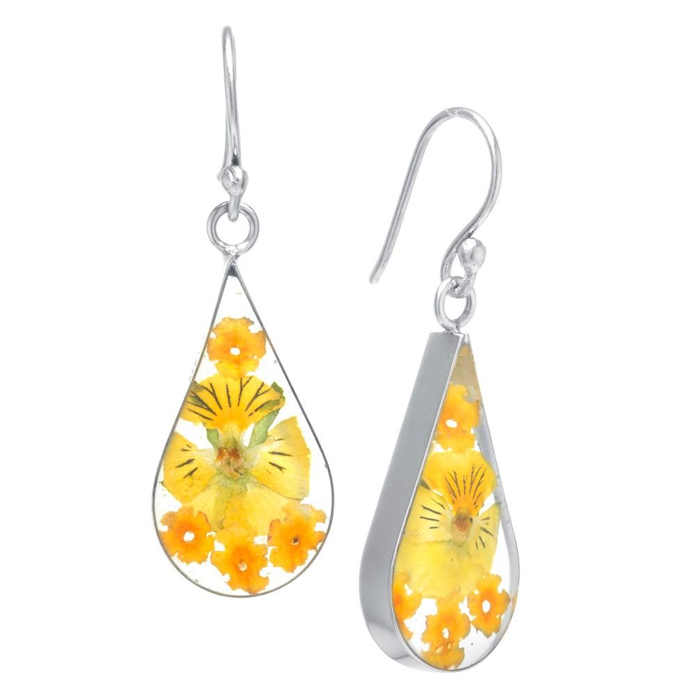 Fine Jewelry Earring Sterling Yellow, Women's