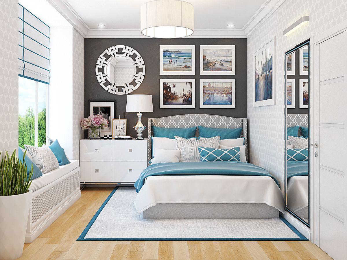 Quadros em cima da cama apartament 89 on behance cuarto - Decoraciones para dormitorios ...