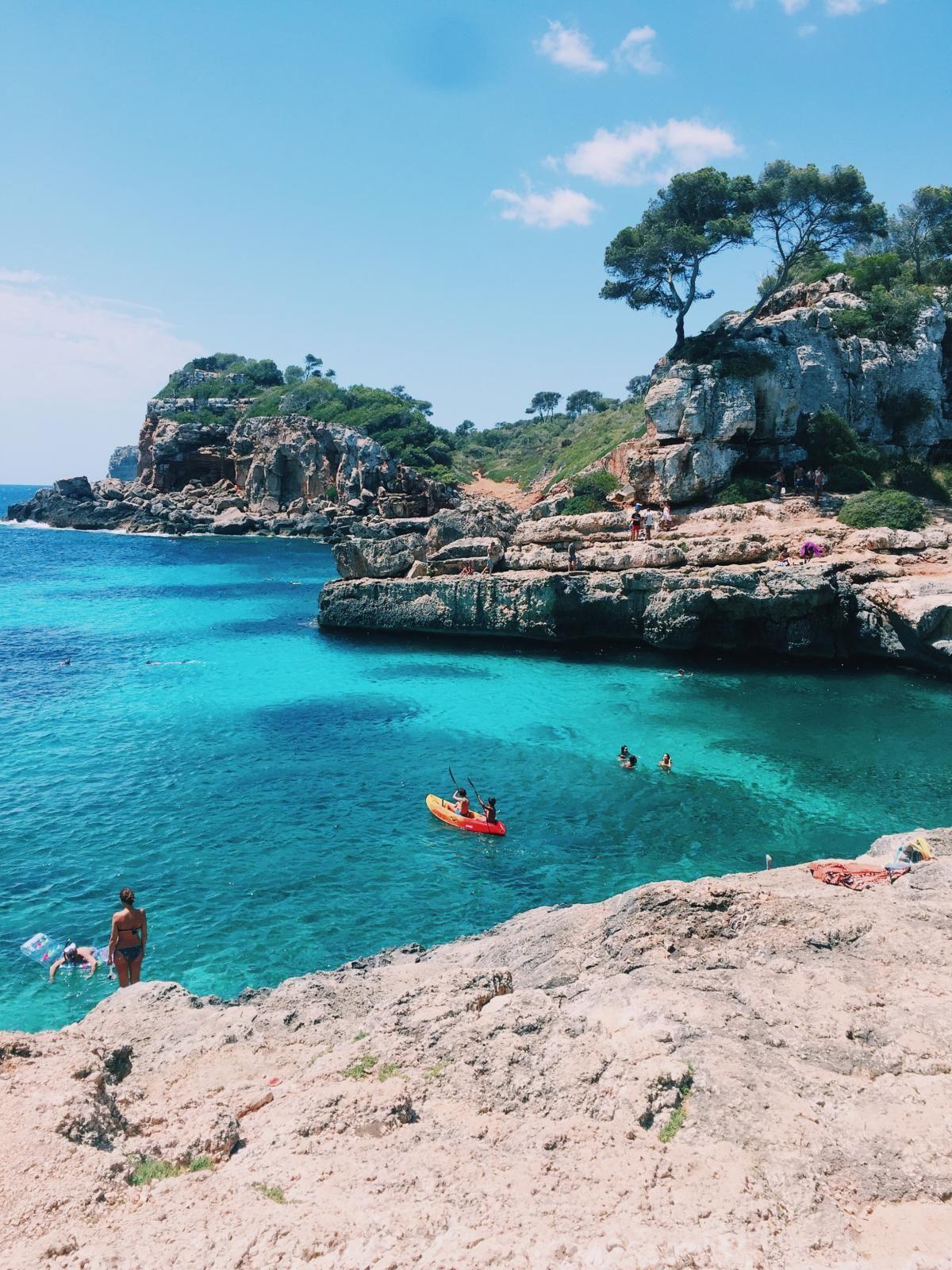 Die 3 Schonsten Strande Mallorcas Spain Travel Mallorca