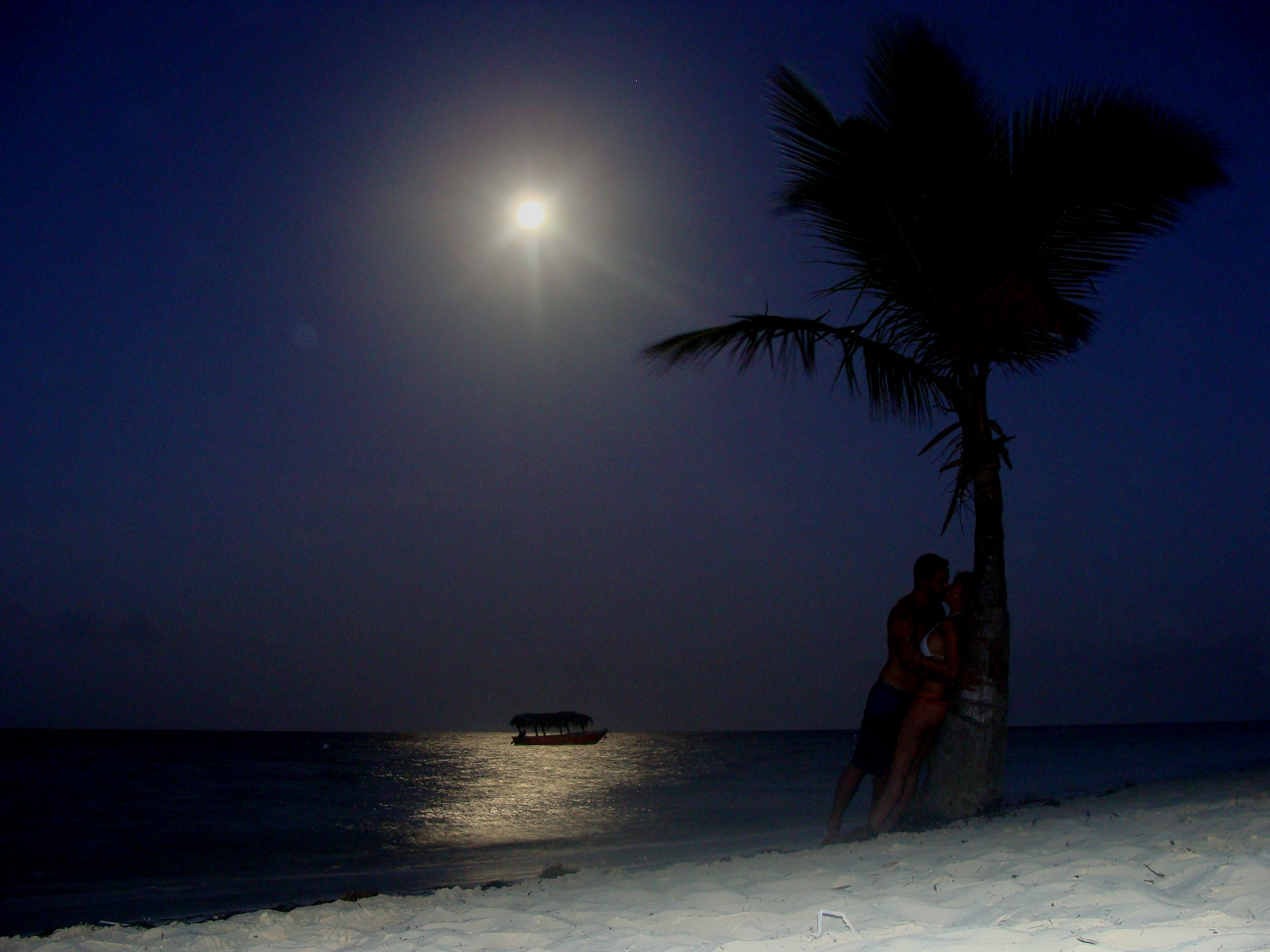 Noche De Playa Bavaro Punta Cana Rep Blica Dominicana  # Muebles Bavaro Punta Cana