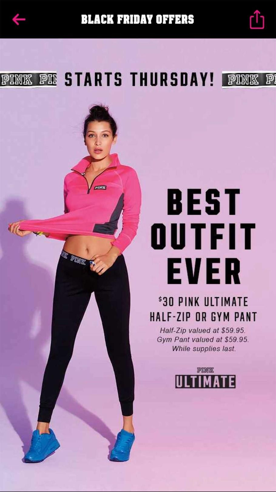 0cfe412556 Victoria s Secret 2015 Black Friday Ad...check out the 5 pages of  BlackFriday  deals.