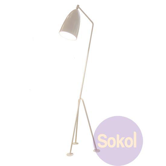 Replica Greta Grosman Grasshopper Floor Lamp | Sokol Designer Furniture