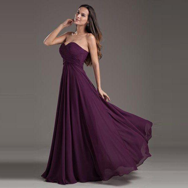 bf940f60959b8 Silhouette: A-line Neckline: Sweetheart Sleeve Length: Sleeveless ...