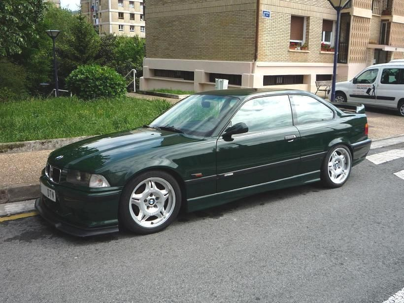 Bmw E36 M3 Gt In British Racing Green Cars Pinterest Bmw