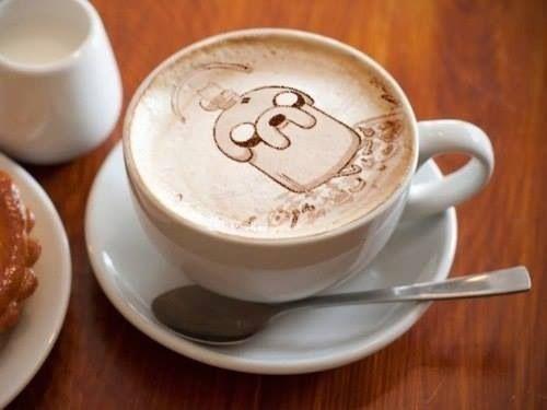 Adventure Time coffee