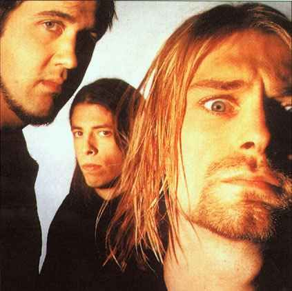 Smells Like Teen Spirit Lyrics - Nirvana