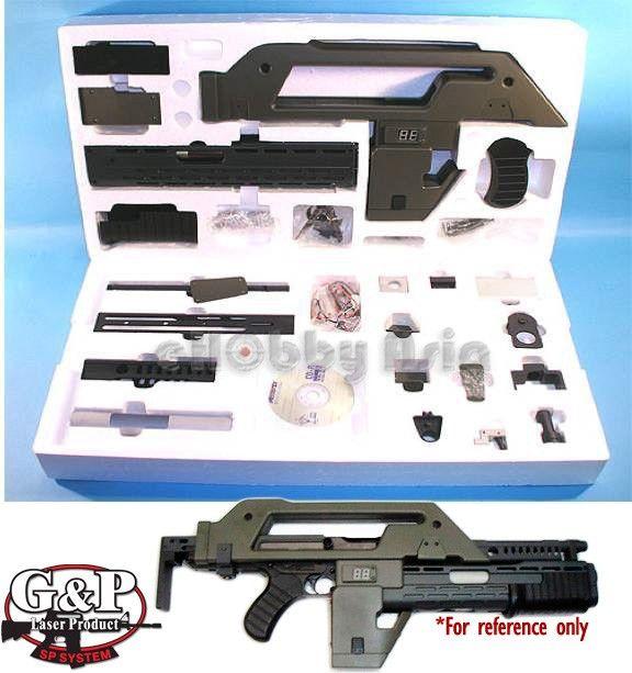 G&P M41A Alien Pulse Conversion Kit For Marui M1A1 Series