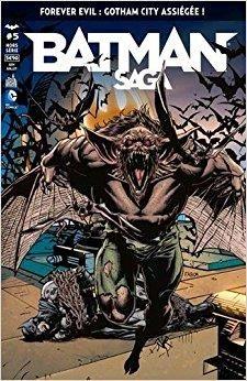 tlcharger batman saga hors srie n 5 forever evil gotham city assige - Batman Gratuit