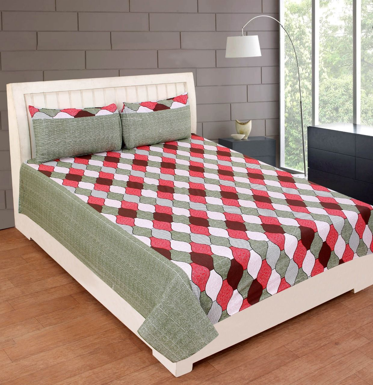 Home textile manufacturers in India in 2020 Linen bed
