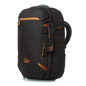 Bagage Carry-on 40 Hand Lowe Alpine - Anthracite Amber  47270769c0d64